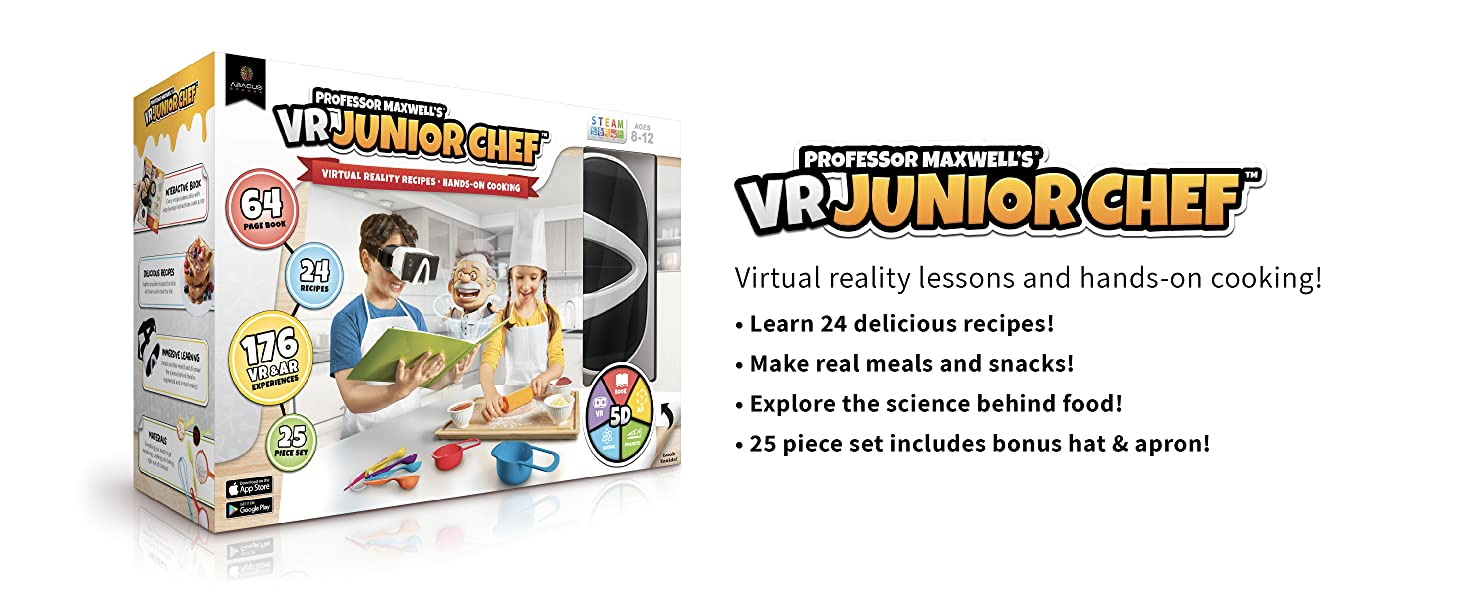 vr virtual reality cooking chef