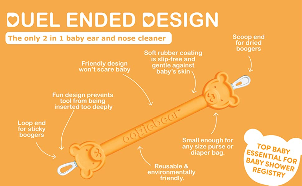 baby nose picker, ear cleaner, baby shower, baby nasal, infant and toddler