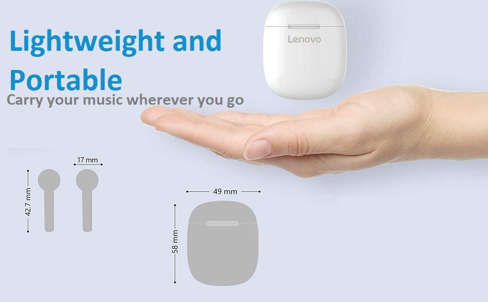 lenovo earbuds bluetooth earphones in ear wireless charging case earphones ht pro livepods