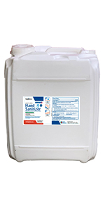5 Gallon Unscented Hand Sanitizer