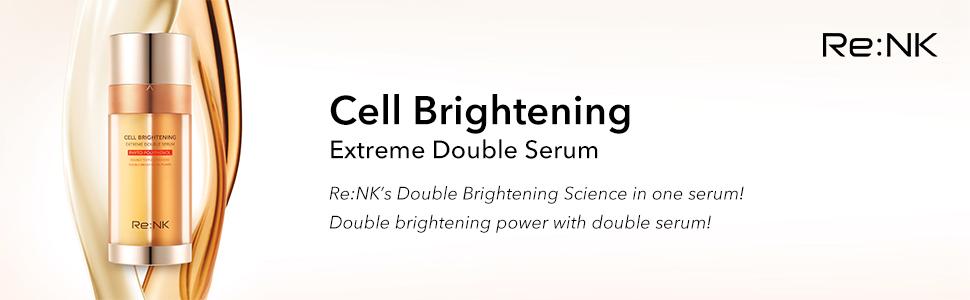 cell, brightening, double, serum