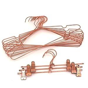 rosegold hanger