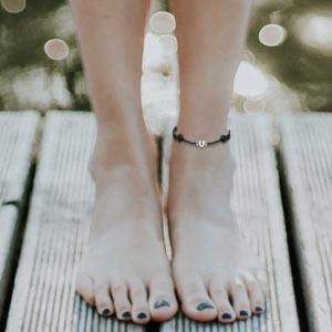 cavigliera donna