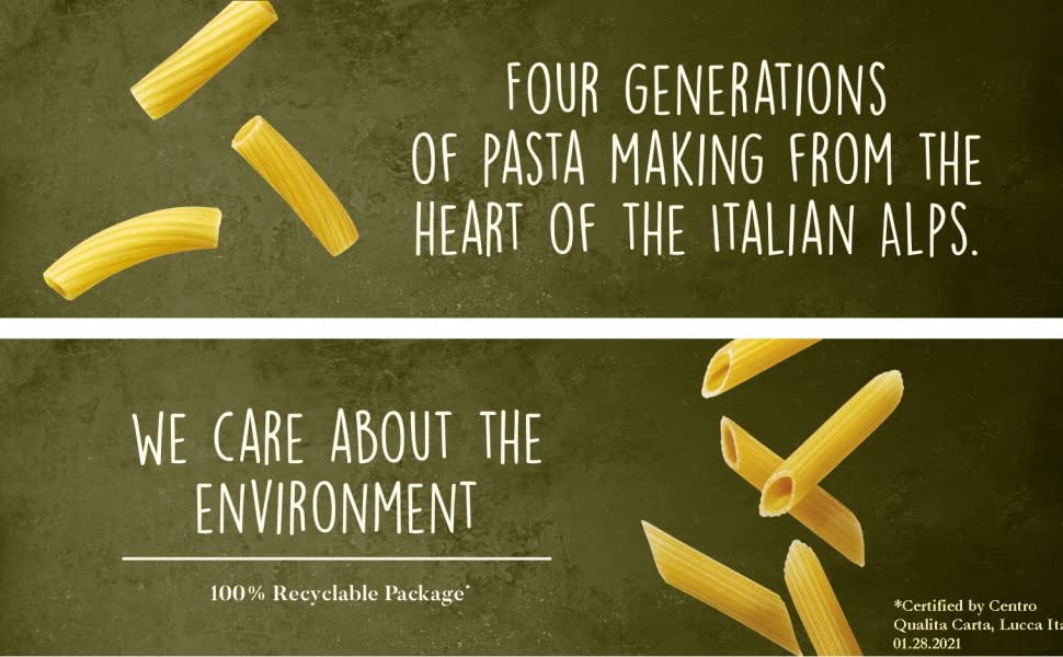 Four Generations of Pasta Making from Italy