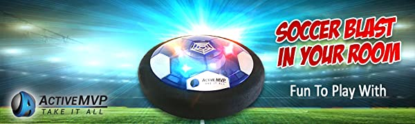 ActiveMVP Soccer Blast In Your Room