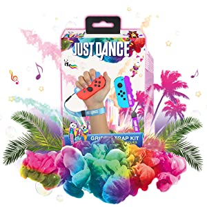 grip;pro;controller;arms;just dance;2020;20;19;2019;joypad;ergonomic;joycon;nintendo;switch;joy con