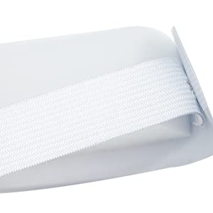 Image of PET face shield featuring 10 counts on white background.