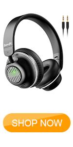 on ear bluetooth headphones