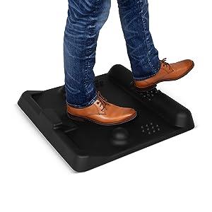 standing desk mat, desk mat, anti-fatigue mat, standing desk, comfy floor mat, working from home