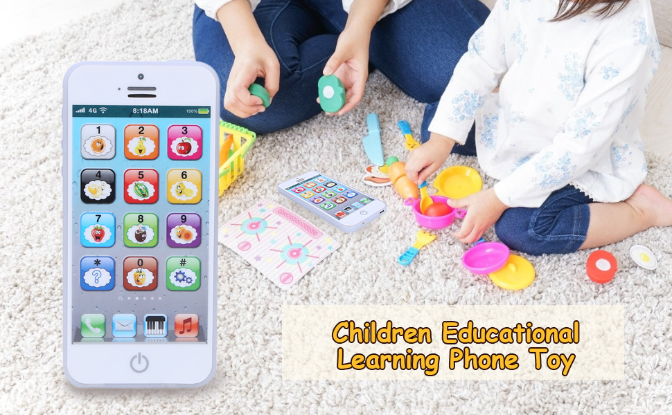 Children Educational Learning Phone Toy