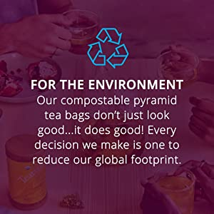 For the environment.