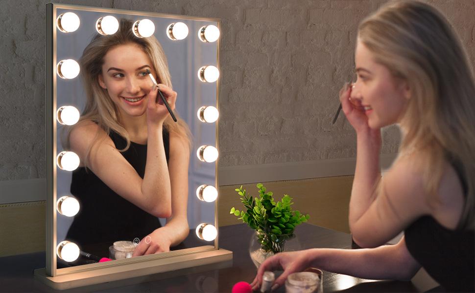 Vanity Mirror with Lights