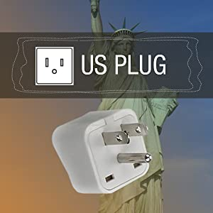us to europe plug adapter travel voltage converter universal plug adapter adapter european outlets
