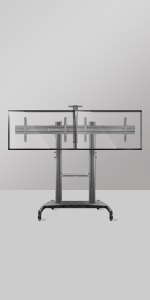TS3811 mobile tv stand