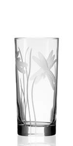 Dragonfly Highball Glass