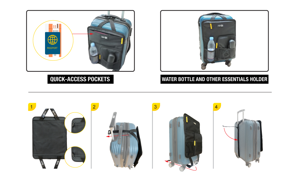Travel Ready Hardcase Jacket Key Features and How to Use