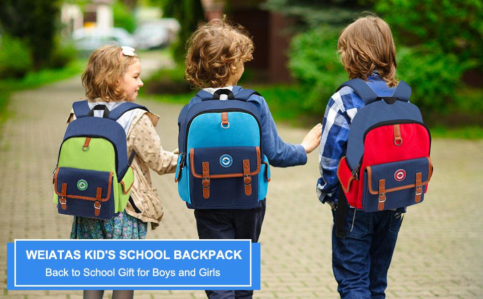 weiatas kid's school backpack