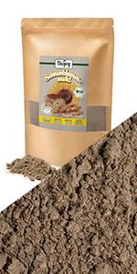 zonnebloemmeel zaden zonnebloempitten meel gemalen glutenvrij zonder gluten geen keto ggo vrij