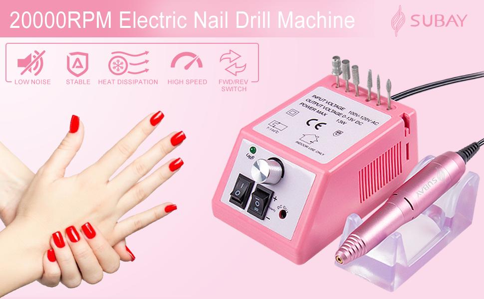 Nail Drill Machine