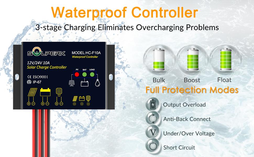 防水控制器