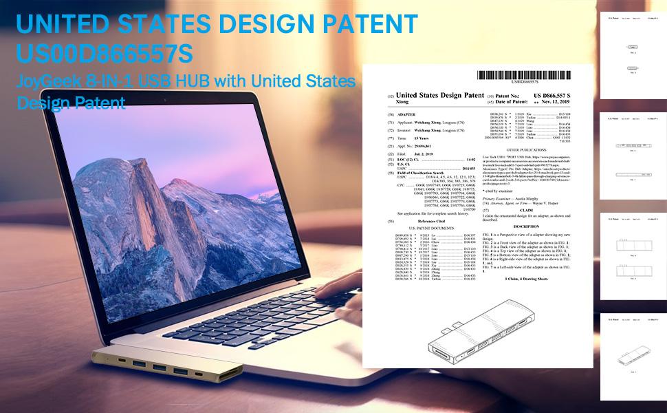 united states design patent