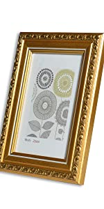 Antiek barok frame