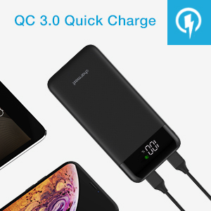 power bank with led display power bank phone charger power bank portable charger power bank slim