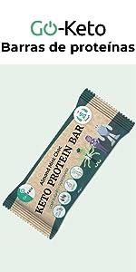 Go-Keto MCT Vegan Protein Shake Choco, 400 g en polvo   con ...
