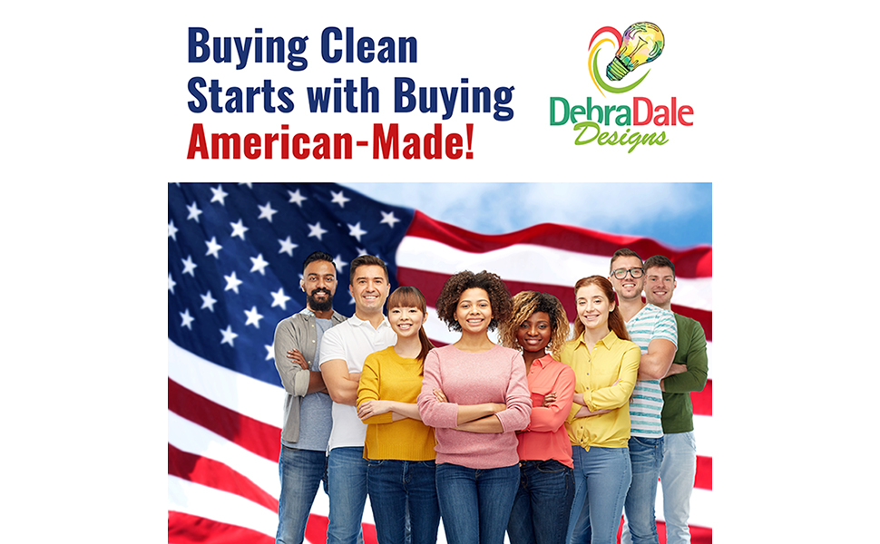 American made, Made in the USA, Buy American