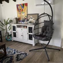 The hammock chair with stand indoor