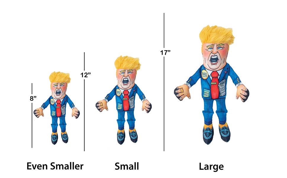 Donald Chew Toy Dog
