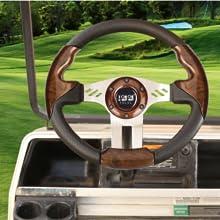 Carbon Fiber Racer Steering Wheel