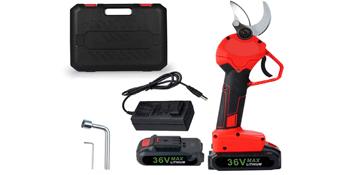 battery powered wood cutter