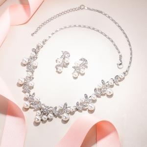 1920s prom jewelry set