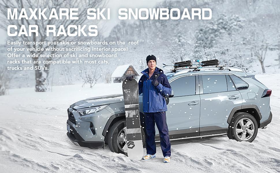 ski car rack