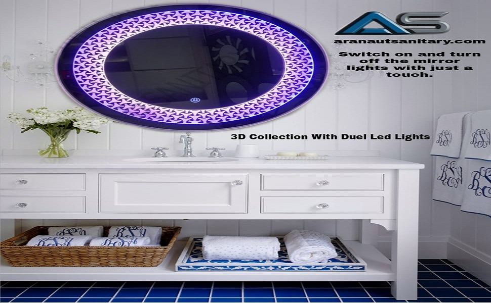 Mirror, Wall Mirror, Led Mirror, Sanitary Ware, Sanitary In Maharashtra