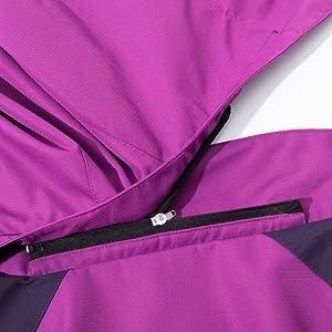 women skiing jackets