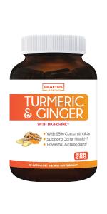 Turmeric amp; Ginger