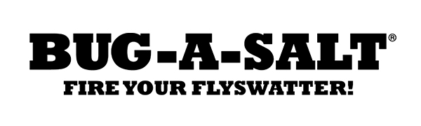 bug-a-salt logo fire your flyswatter