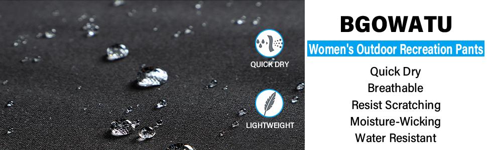 women's waterproof pants