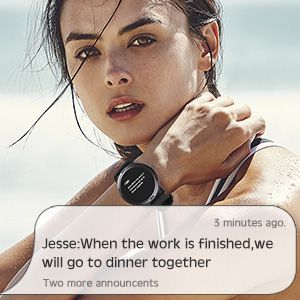 Smart Watch Fitness Tracker Watch with SMS Call reminder for android phones iphone compatible