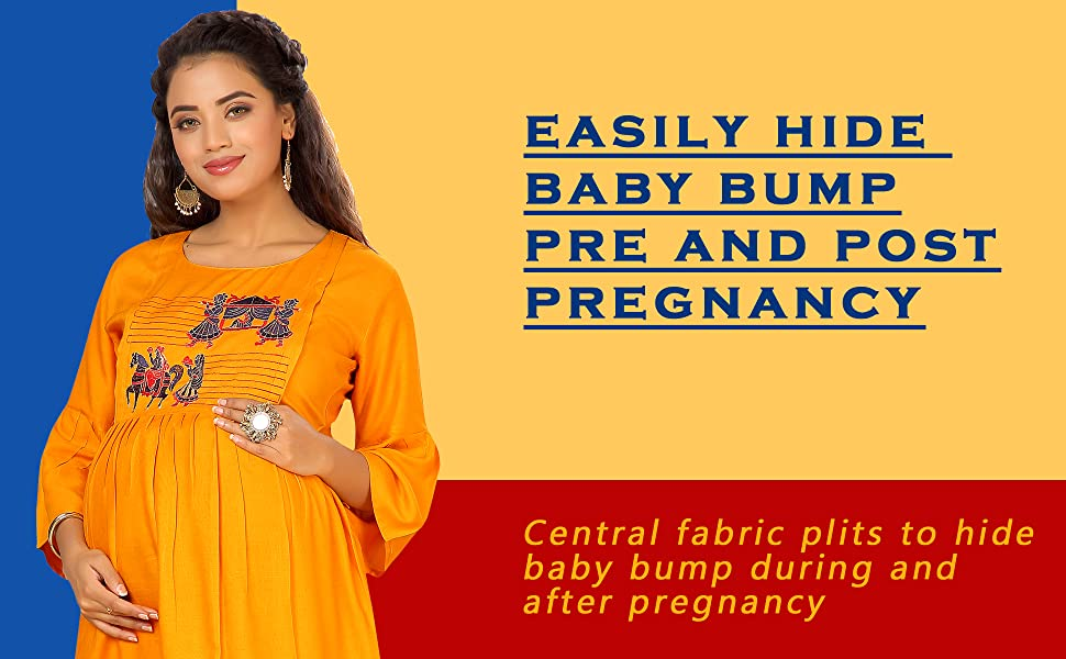 cee18 feeding maternity nursing kurta dress tunic