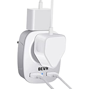 4 in 1 travel adapter
