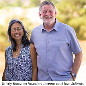 Totally Bamboo founders Tom and Joanne Sullivan