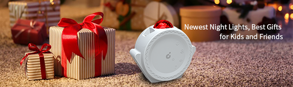 Newest Night Lights, Best Gifts for Kids and Friends