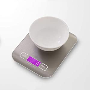 mini small portable rechargeable scales