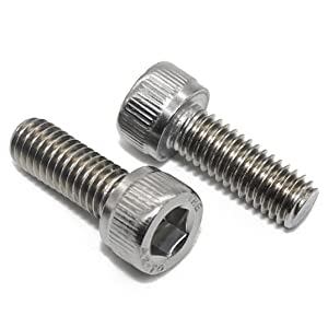 M14 M16 M20 Tête Hexagonale Allen Bolt Socket Cap screwsdin 912 A2 Acier Inoxydable 304