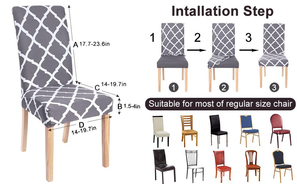 Fundas de silla para comedor