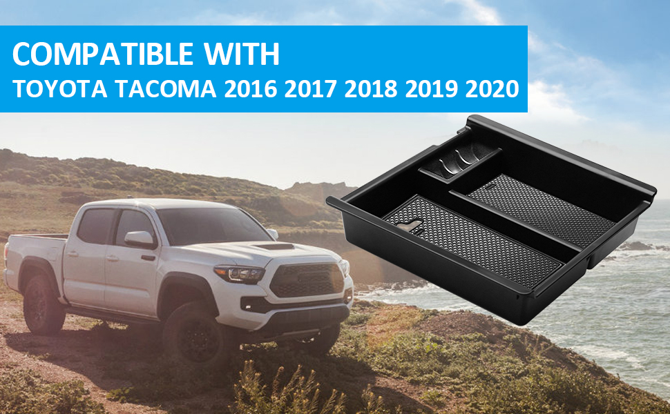 For 2016 -2020 Toyota Tacoma