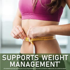 supports weight management
